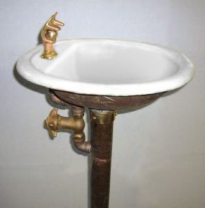 Drinking Fountain (custom)