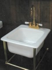 Closer View of Sink